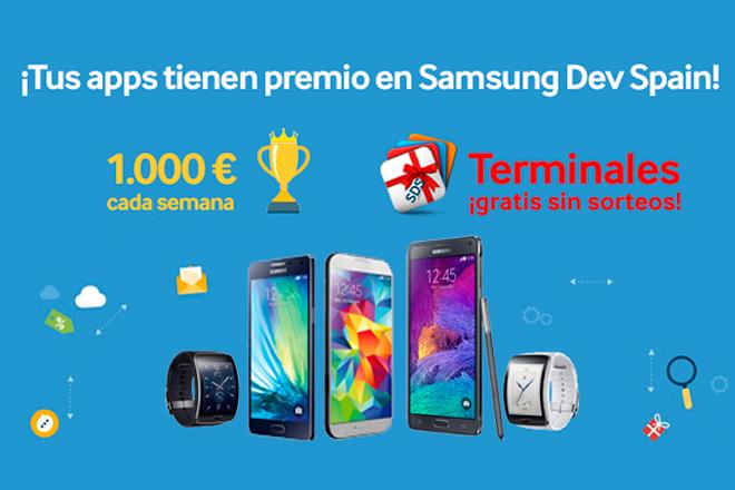 Samsung apoya a los desarrolladores de aplicaciones en España