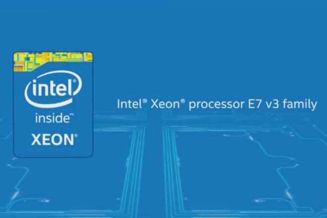 Intel Xeon E7 v3, la nueva familia de procesadores de rendimiento avanzado