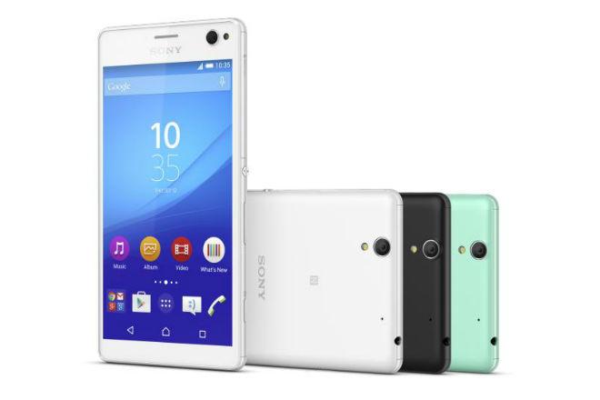 Sony Xperia C4: un smartphone nacido para el selfie