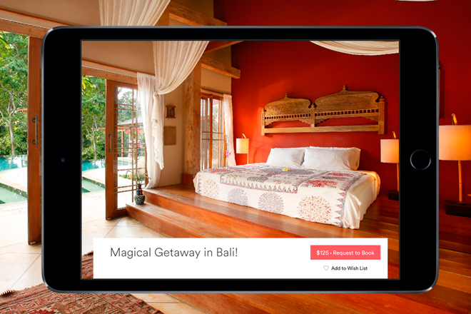 Airbnb aterriza en tablets Android e iOS