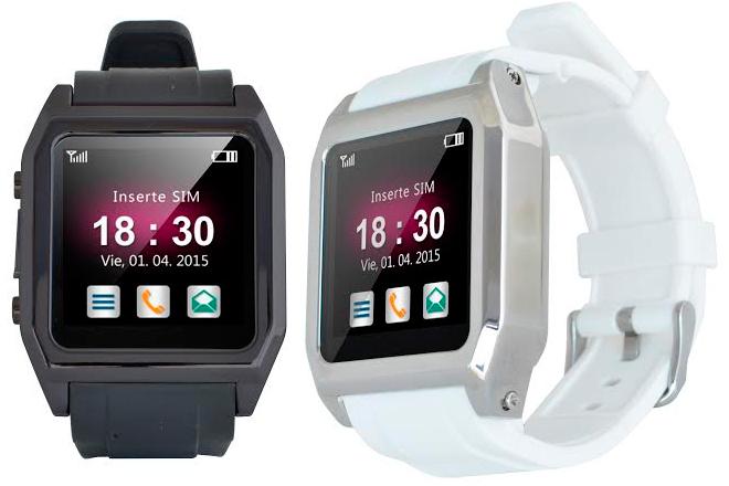 AIRIS apuesta al mercado de smartwatches con SW01N y SW01B