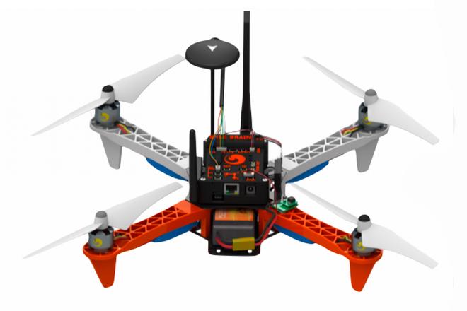 Primer drone con Ubuntu ha visto luz