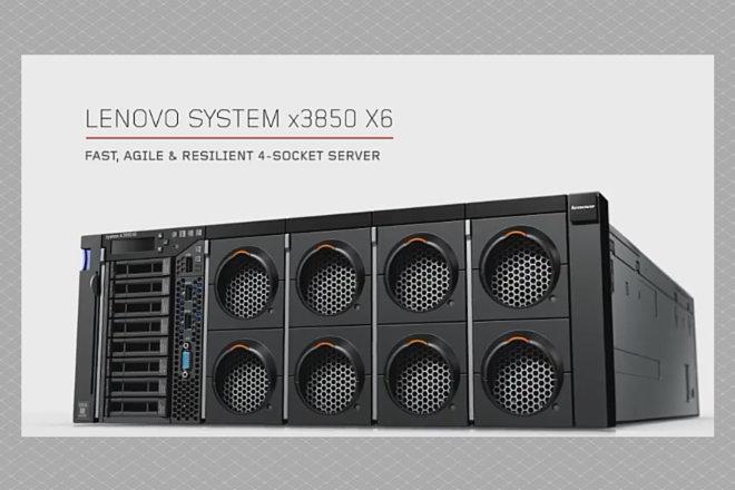 Lenovo lanza nuevos servidores que mejoran el rendimiento y soportan cargas de trabajo más exigentes