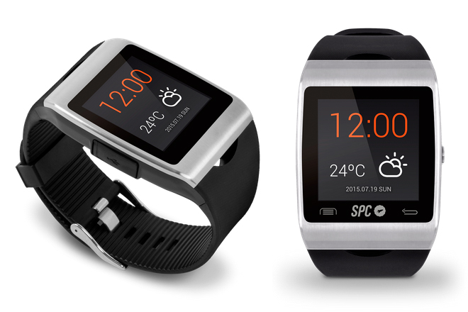 SPC Smartee Watch II: reloj inteligente Android compatible hasta con iOS