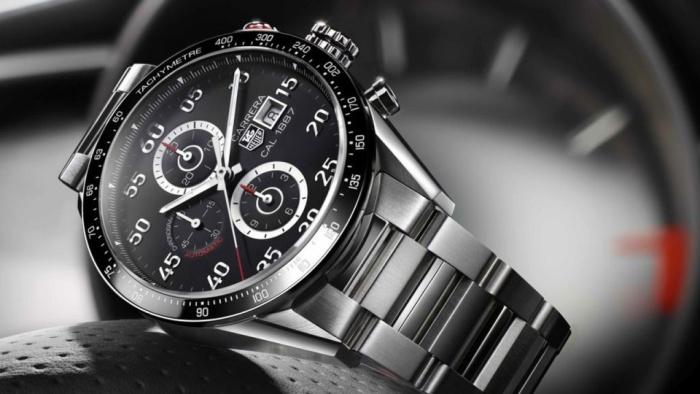 Este es el lujoso smartwatch de TAG Heuer que costará 1.400 dólares