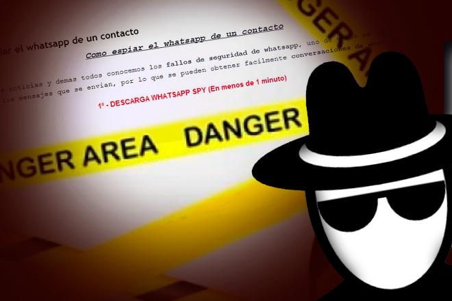 ¿Quieres espiar los mensajes de tus contactos de WhatsApp? ¡Cuidado!