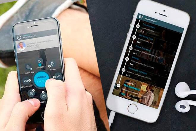 ABA English presenta app para aprender inglés con pelis