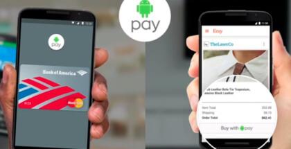Android Pay llega a España