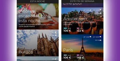 Escapa de HotelTonight, la opción con ofertas para viajes espontáneos