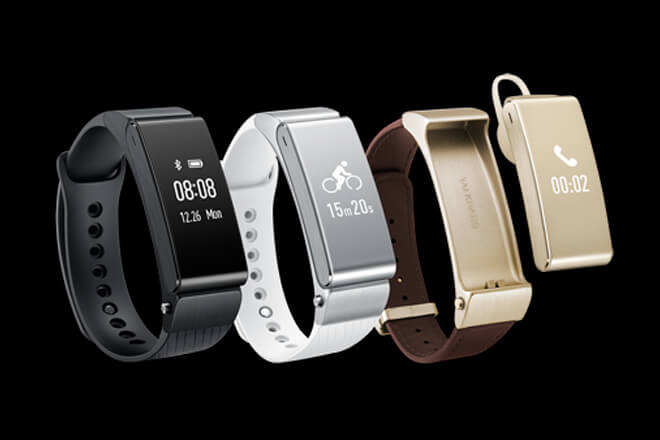 Huawei TalkBand B2 ya está disponible en España