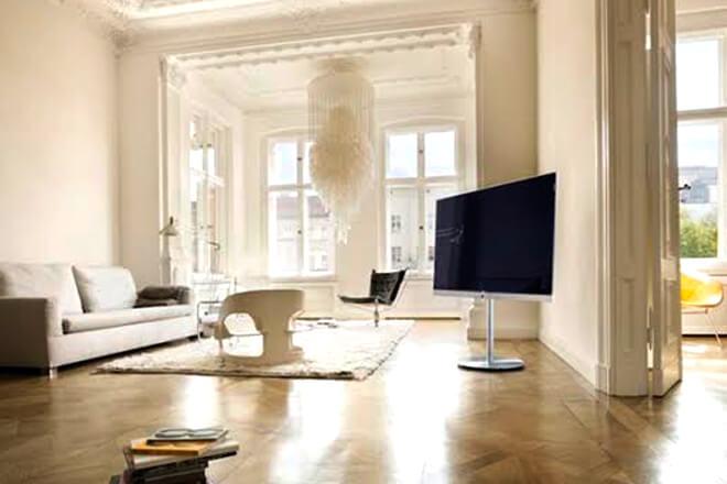 Loewe lleva a 48'' sus gamas Art 4k y Connect 4k