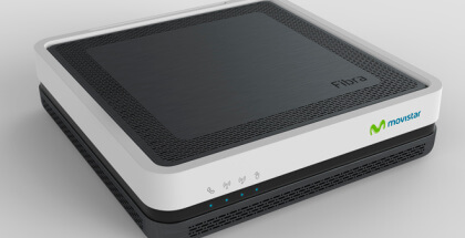 Telefónica unificará router, ONT y videobridge en un solo dispositivo