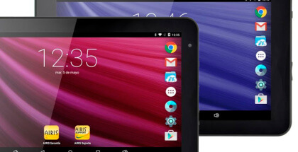 tablet airis opiniones