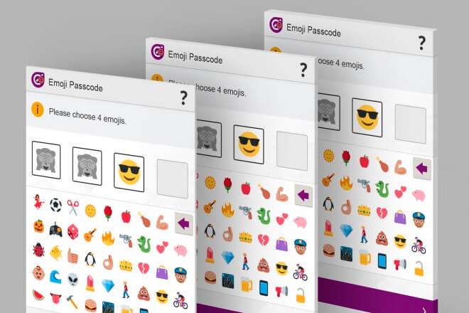 ¿Adiós, números y letras? Proponen emojis para creación de contraseñas