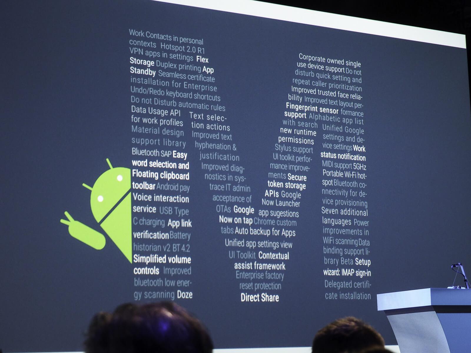Android M según Kaspersky