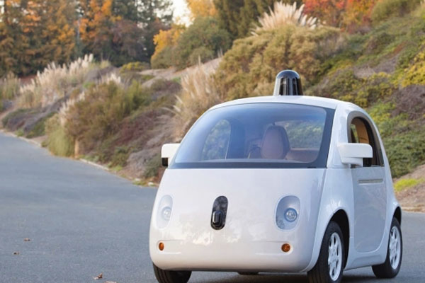 Un coche sin conductor de Google se ha visto implicado en un accidente
