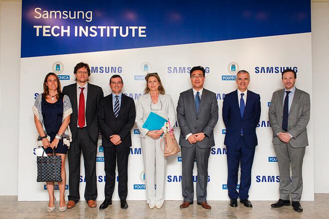 Samsung Tech Institute ha formado a 240 jóvenes españoles en un año