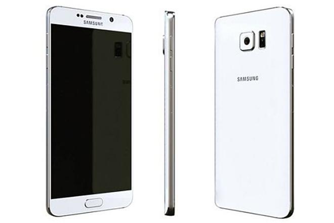 Galaxy Note 5 blanco