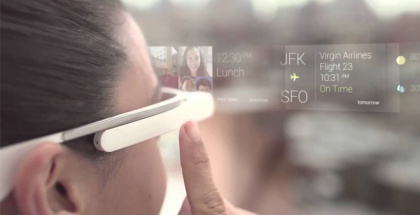 Google Glass usos profesionales