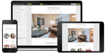 Crear una web gratis será más fácil para los usuarios de Houzz