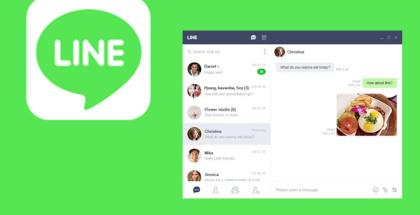 Line se incorpora a Chrome: mensajería instantánea multiplataforma