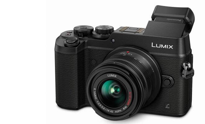 Lumix GX8 20 megapíxeles y 4k de poder