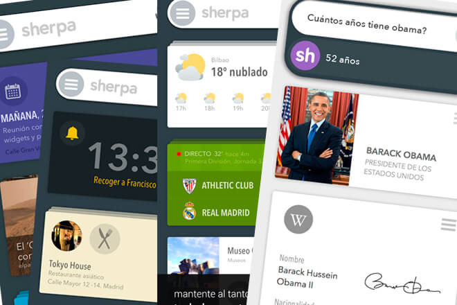 Asistente personal para Android: Sherpa Next ya disponible en Google Play