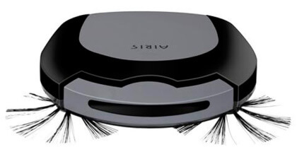 Robot Aspirador AIRIS RA777: opción de limpieza automática de la casa con sello español