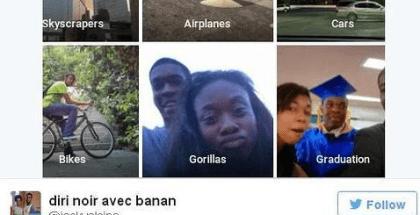 Google confunde a dos afroamericanos con gorilas