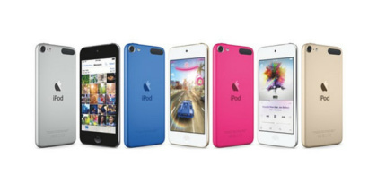 iPod touch 2015: Más música, más potencia
