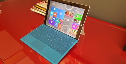 Surface 3: opiniones y más sobre el tercer intento de Microsoft en hacer un híbrido de tablet-ordenador de bajo costo