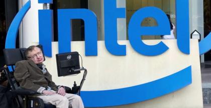 Intel libera código fuente del software que permite a Stephen Hawking comunicarse