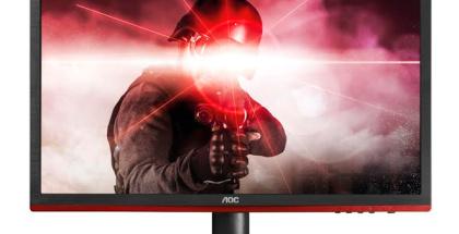 Si eres muy jugón, échale un vistazo a los nuevos monitores de AOC