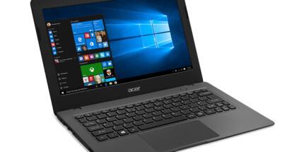 Acer Aspire One Cloudbook: un portatil orientado al mundo online