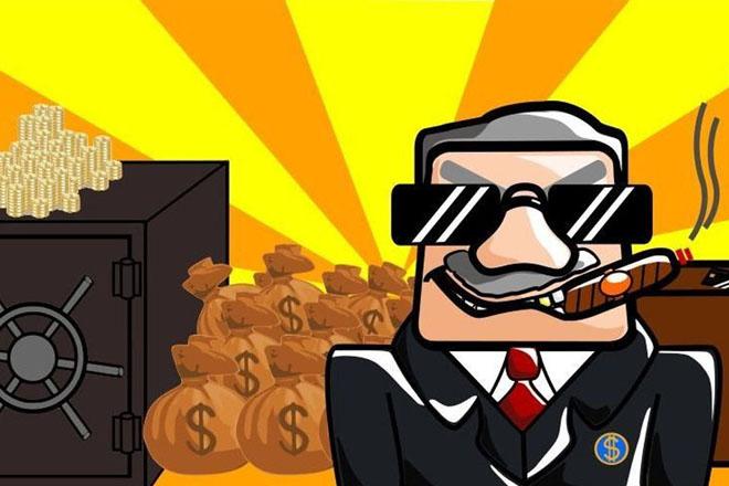 videojuego Alcalde Corrupto, un juego para móviles inteligentes que los españoles no paran de descargar.
