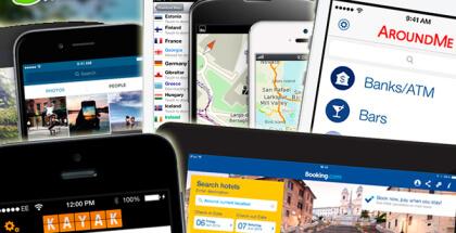 Apps para armar, disfrutar y recordar tu viaje perfecto