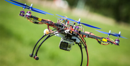 China restringe exportación de drones
