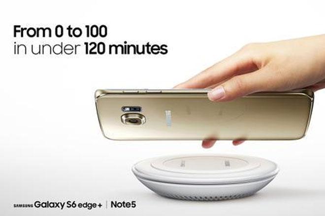 Galaxy Note 5 batería
