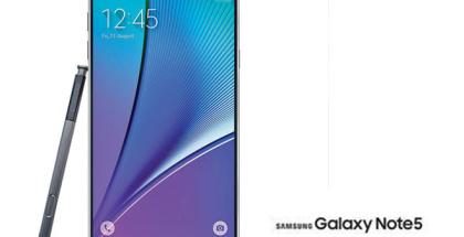 Samsung Galaxy Note 5: el phablet definitivo orientado a las multitareas