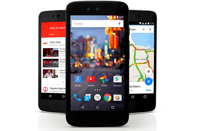 Android One podría adquirirse hasta por menos de 50 dólares
