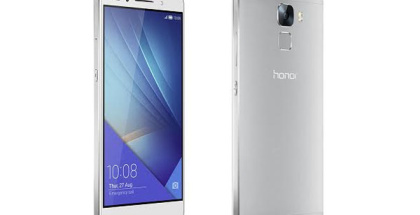 Honor 7 ya está disponible en España
