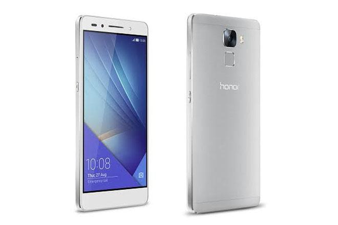 Honor 7 ya está disponible en España
