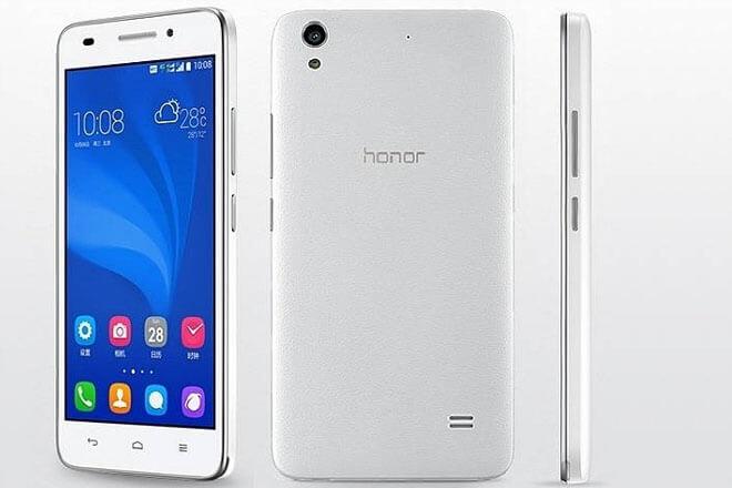 Huawei Honor superó ventas de 2014 en solo seis meses de 2015