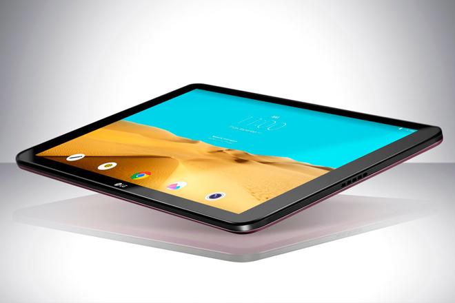 LG G Pad II pantalla