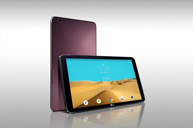 IFA 2015: LG anunció su tablet G Pad II de 10,1