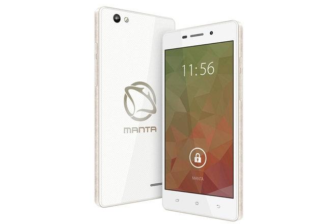 Conoce el MSP5006 de Manta, un smartphone de diseño a un precio irresistible