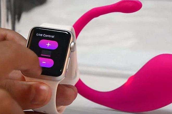lush Vibe el primer juguete sexual controlado por el Apple Watch