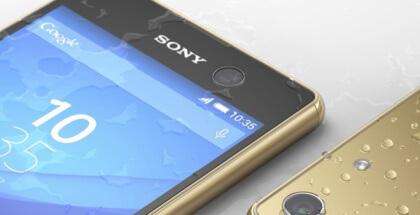 Sony Xperia M5 apuesta por una gran cámara y resistencia al agua