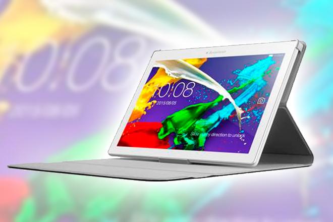 Nuevos tablets Android de Lenovo ya están en España por menos de 300€