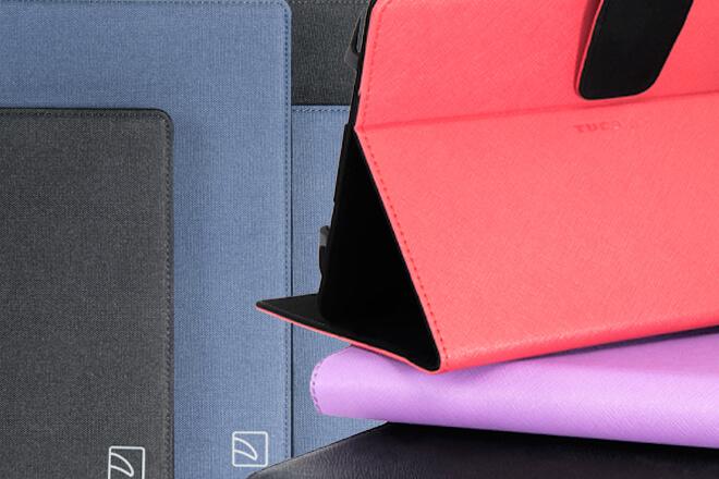 ¿Buscando covers para tablets? Mira las nuevas de Tucano